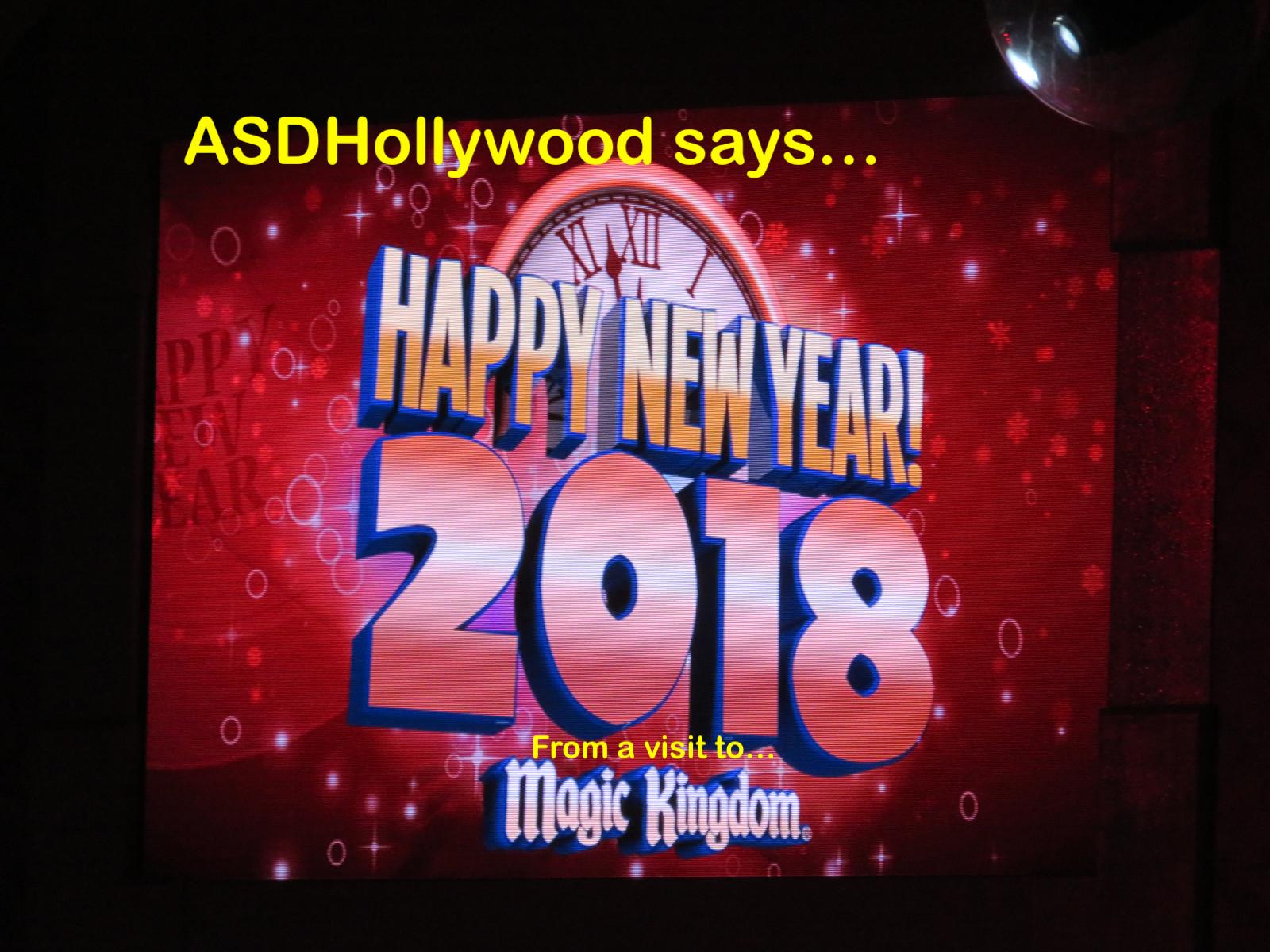 It is 2018!