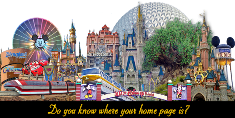 Photos of Disney Parks by ASD